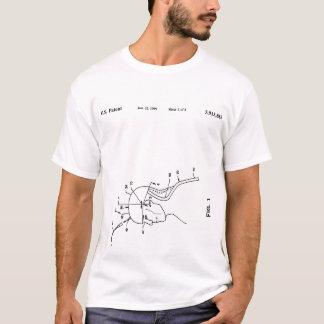 頭脳の冷却装置 Tシャツ