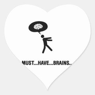 頭脳の恋人 ハートシール