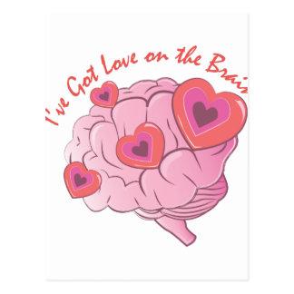 頭脳の愛 ポストカード