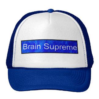 頭脳の最高の帽子 帽子