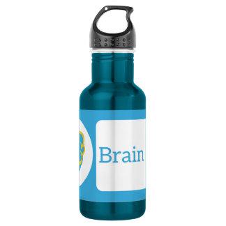 頭脳の燃料の水差し ウォーターボトル