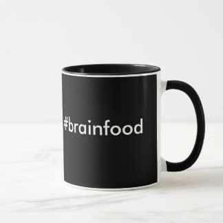 頭脳の食糧マグ マグカップ