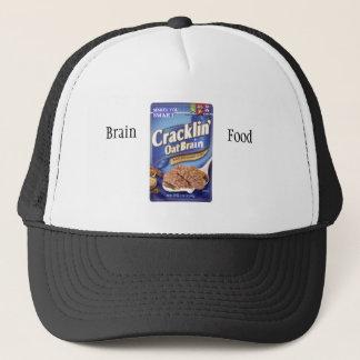 頭脳の食糧 キャップ