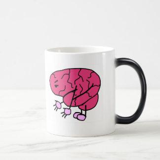 頭脳は目覚めます マジックマグカップ