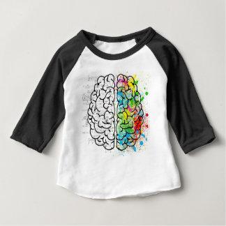 頭脳シリーズ ベビーTシャツ