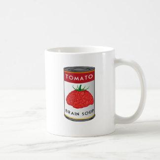 頭脳スープ コーヒーマグカップ