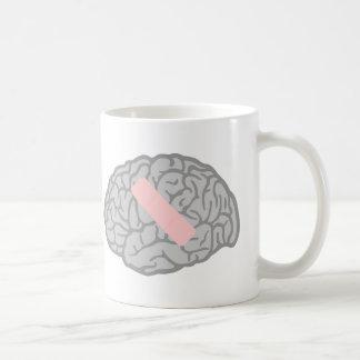 頭脳痛み コーヒーマグカップ