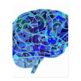 頭脳951874.png ポストカード