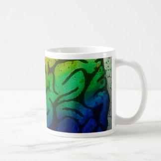頭脳 コーヒーマグカップ