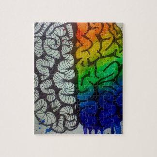 頭脳 ジグソーパズル