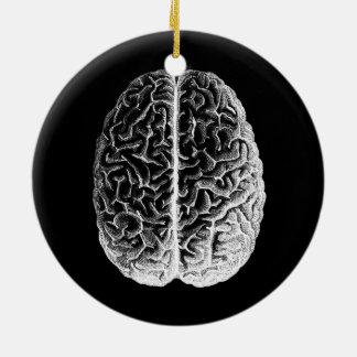 頭脳! セラミックオーナメント