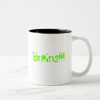 頭脳!!! ツートーンマグカップ