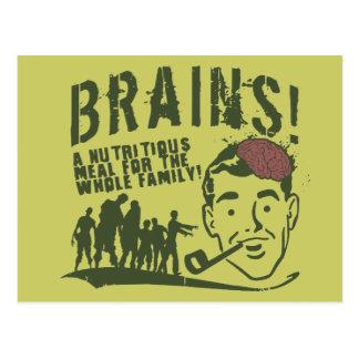 頭脳! ポストカード