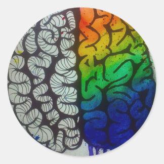 頭脳 ラウンドシール