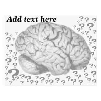 頭脳Overload_ ポストカード