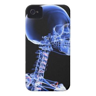 頭部および首の骨 Case-Mate iPhone 4 ケース