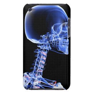 頭部および首の骨 Case-Mate iPod TOUCH ケース
