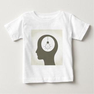 頭部のアイディア ベビーTシャツ
