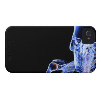 頭部の骨 Case-Mate iPhone 4 ケース