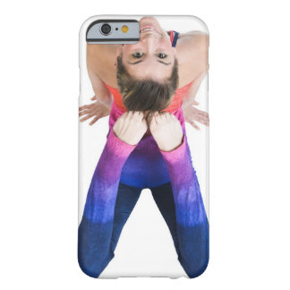 頭部へのダンサーの感動させる足 BARELY THERE iPhone 6 ケース