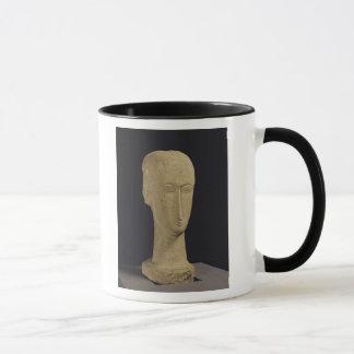 頭部、c.1911-12 マグカップ