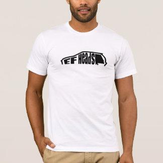 頭部 Tシャツ