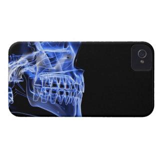 顎の骨 Case-Mate iPhone 4 ケース