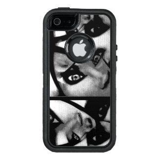 顔のない目 オッターボックスディフェンダーiPhoneケース
