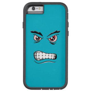 顔のiPhone6ケースを怒って下さい Tough Xtreme iPhone 6 ケース