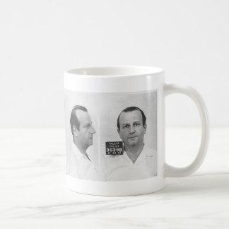 顔写真のマグ。 ジャック・ルビー コーヒーマグカップ