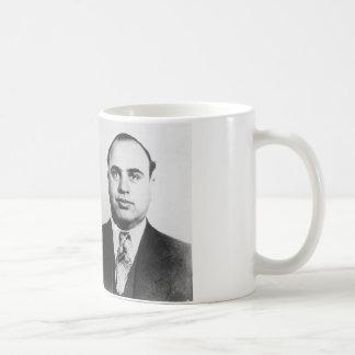 顔写真のマグ。 Al コーヒーマグカップ