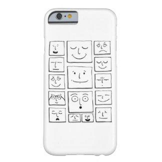 顔 BARELY THERE iPhone 6 ケース