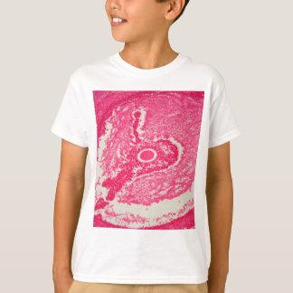 顕微鏡の下の卵巣の細胞 Tシャツ