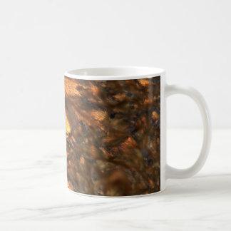 顕微鏡の下のAloin コーヒーマグカップ