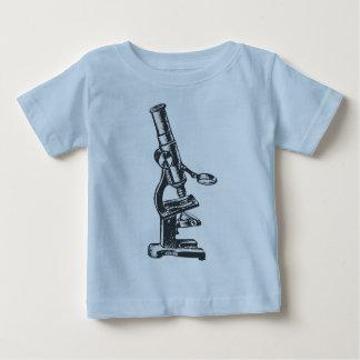 顕微鏡 ベビーTシャツ