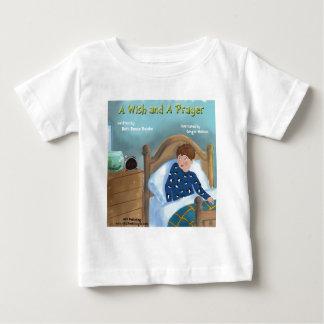 願いおよび祈りの言葉 ベビーTシャツ