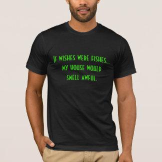 願いが魚… Tシャツ