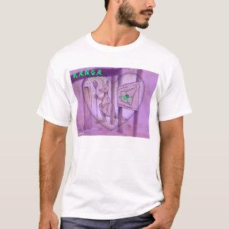 願いのメーカー上部の山Gravatt Tシャツ