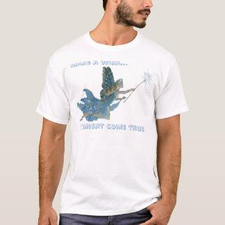 願いの妖精のTシャツを作って下さい Tシャツ