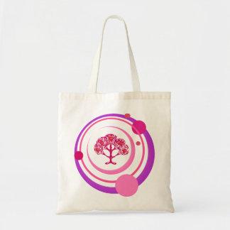 願いの達成のバッグの木 トートバッグ