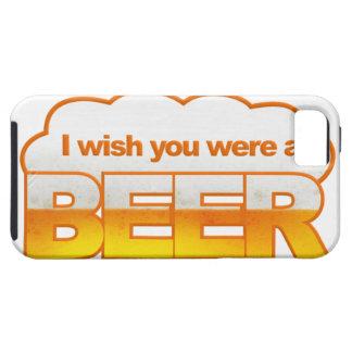 願いビールiPhone 5の穹窖でした iPhone SE/5/5s ケース