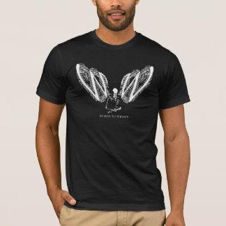願い- Skelewingへの単語 Tシャツ