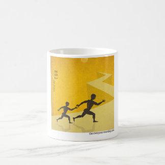 顧問の原型 コーヒーマグカップ