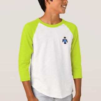 顧客用子供のワイシャツ Tシャツ