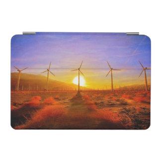 風によって動力を与えられる iPad MINIカバー