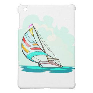 風のヨット iPad MINIカバー
