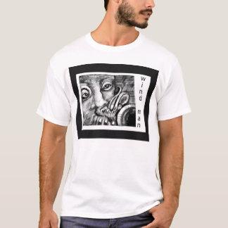 **風の人** Tシャツ