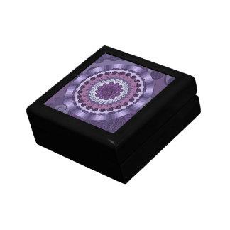 風の曼荼羅のタイル箱 ギフトボックス