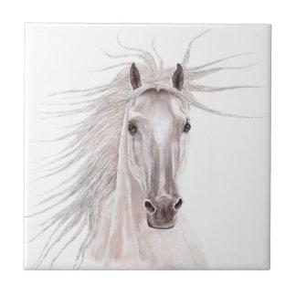 風の馬の精神-型 タイル