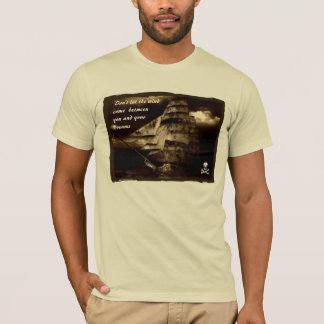 風を…許可しないで下さい Tシャツ